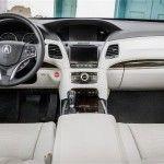New Acura RDX Interior and Seat Design