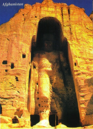 The Bamiyan Valley in Afghanistan represent the artistic and religious developments which from the 1st to the 13th centuries characterized ancient Bakhtria art. The area contains numerous Buddhist monastic ensembles and sanctuaries, as well as fortified edifices from the Islamic period.