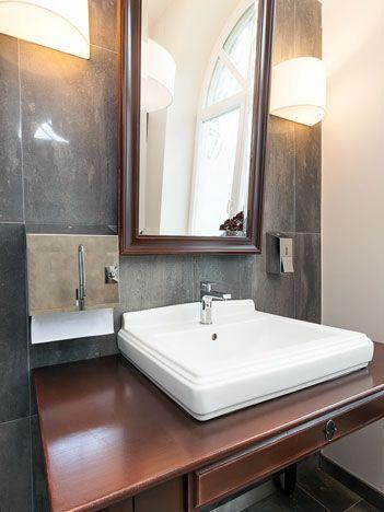 Custom Size Bathroom Mirror
