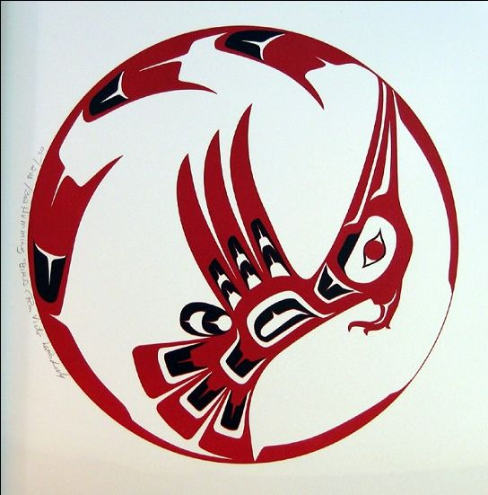 LaRochelle, Ron 'Hummingbird' - Northwest Coast Native Art