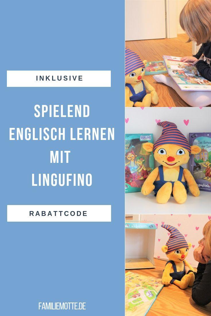 Spielend Englisch Lernen Mit Lingufino Englisch Lernen Familienreisen Und Reiseblog
