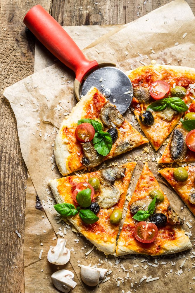 The best pizzeria in town is in your own kitchen -- just try these delicious homemade pizza recipes.