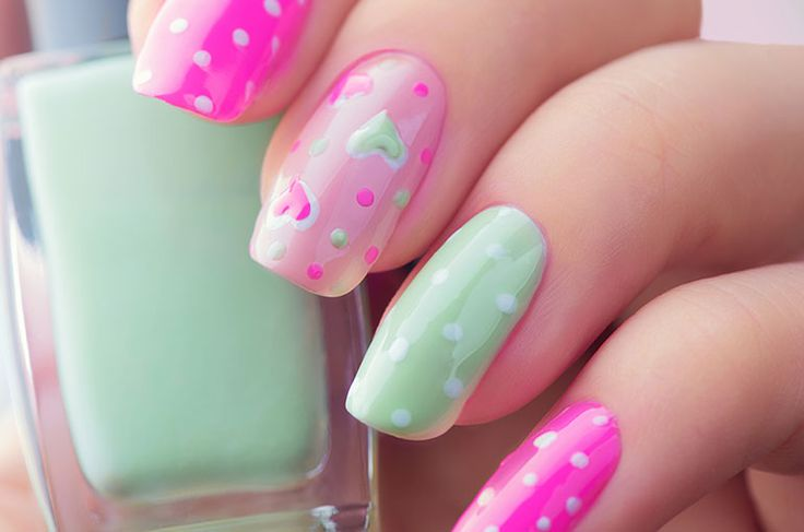 145 best Nails! images on Pinterest | Uñas bonitas, Decoración de ...