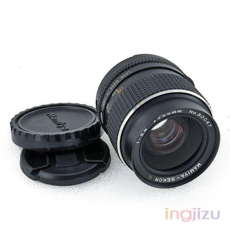 Mamiya 645 55mm 2.8 Lens for 645 Pro & All the M645 Manual Focus Cameras | eBay