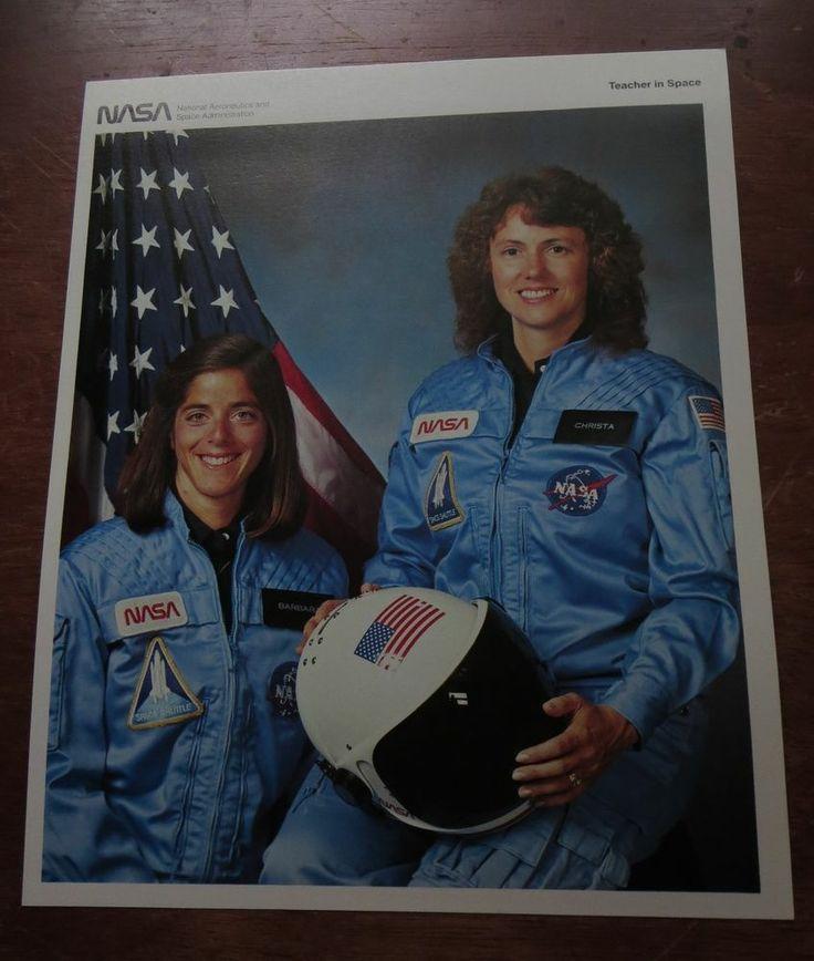 space shuttle challenger barbara morgan - photo #9