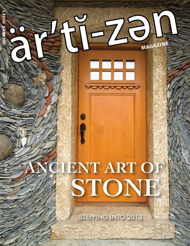 January 2013 issue - inspirations! #stone #students #children's art http://publications.catstonepress.com/i/104188