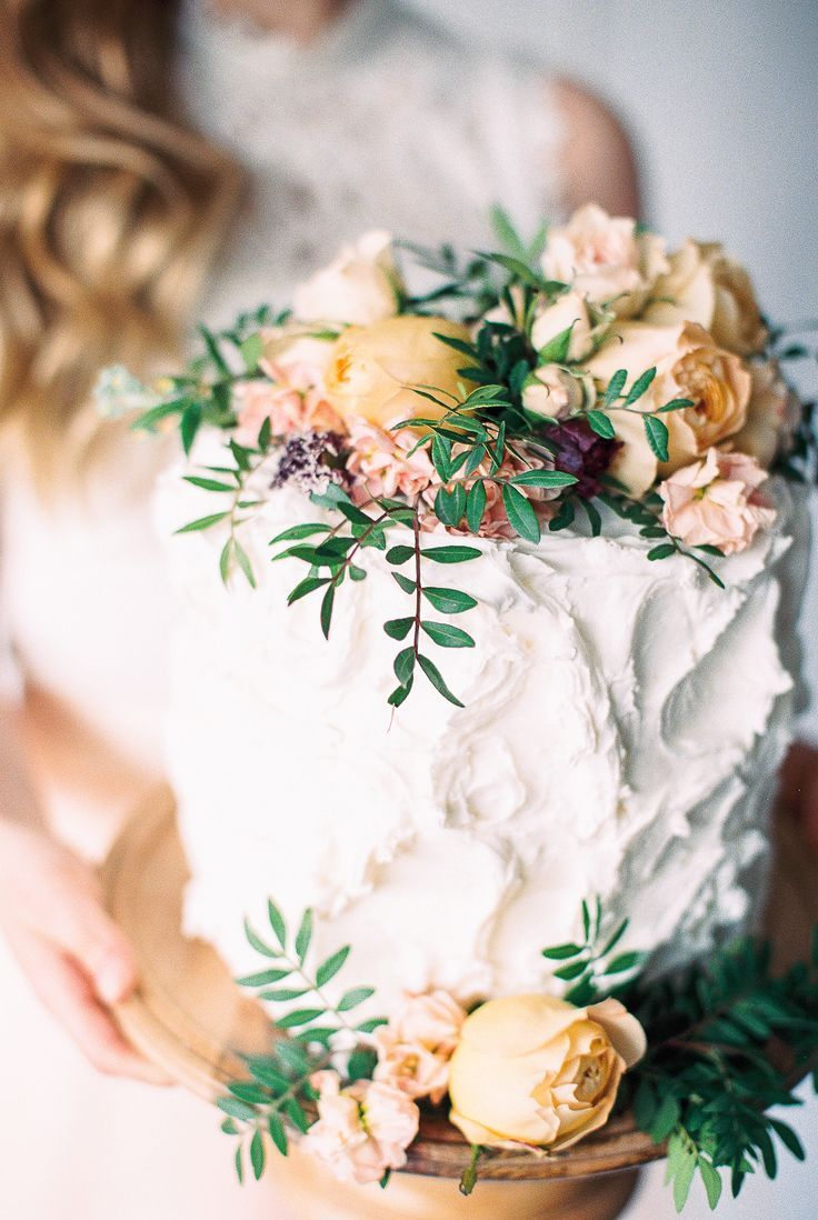 Diy Flowers For Your Cake