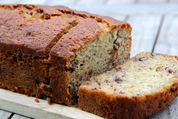 frozen wings: Nigella's Banana Bread
