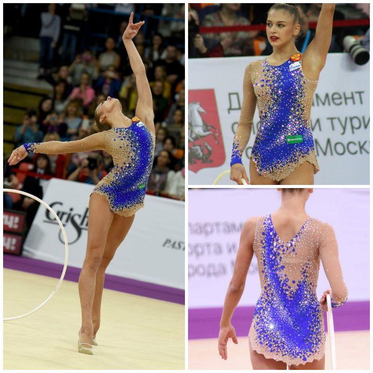 Aleksandra Soldatova (Russia), hoop 2017