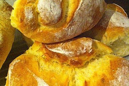 Kartoffelbrötchen mit genialer Kruste