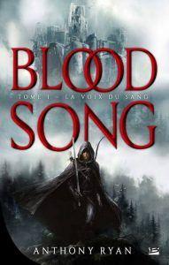 La voix du sang / Anthony Ryan - Les pipelettes en parlent...