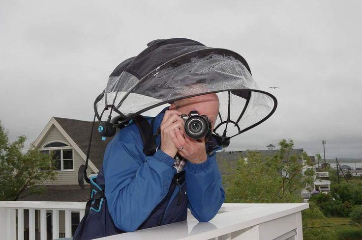 Nubrella - Hands-Free and Wind-Resistant Umbrella - Shop Shizzap - 11