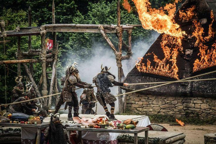 Une découverte archéologique viking