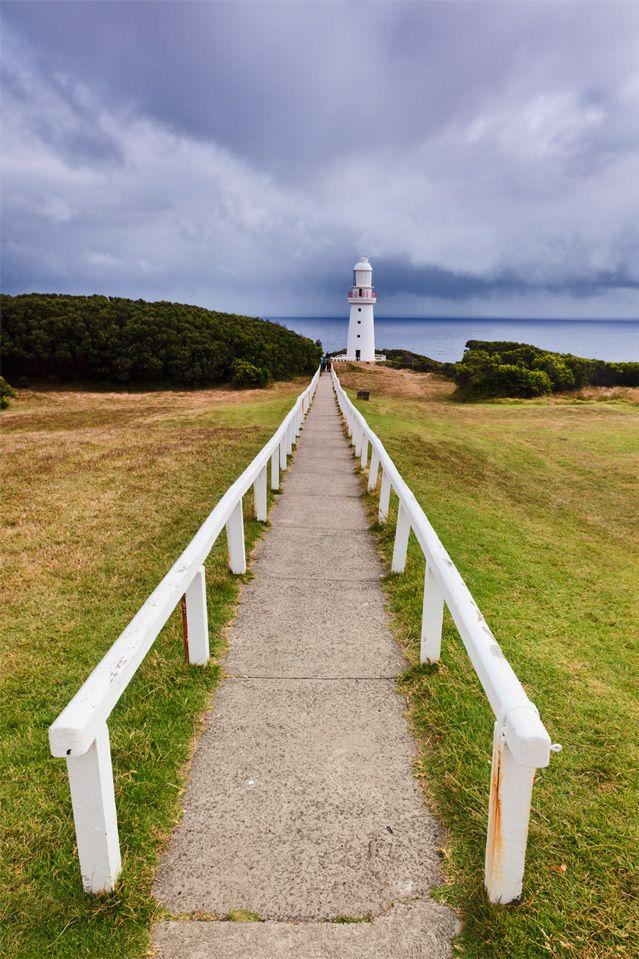 Otway lighthouse, Victoria, Australia