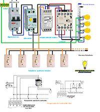 Calonge Esquemas eléctricos: Temporizador de escalera