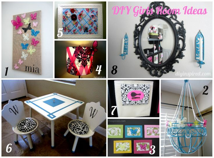 How to Create Your Own DIY Room Decoration ?