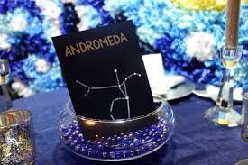 Prom Themes Starry Nights And Quinceanera Decorations On