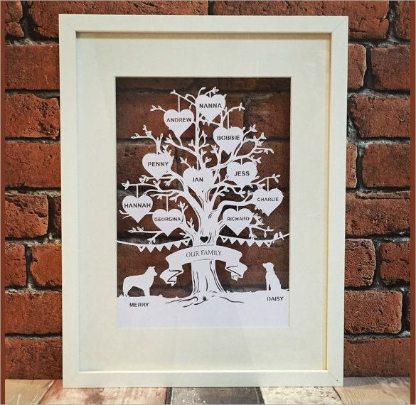20 Best Family Tree Templates Images On Pinterest Family Tree
