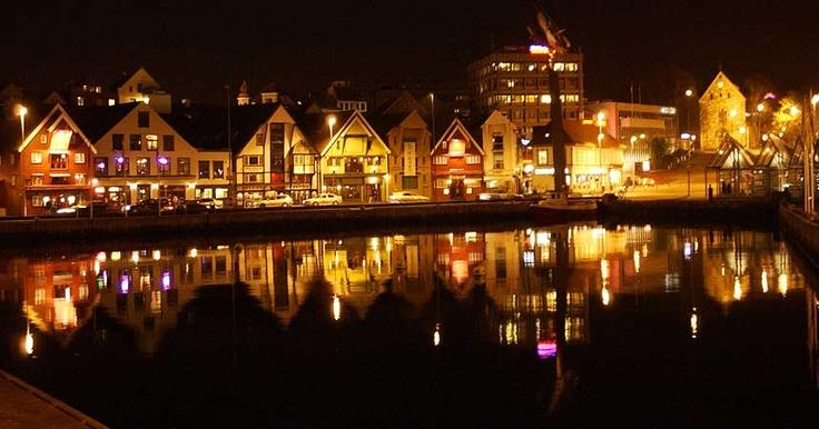 Stavanger - Vågen, Rogaland, Norway