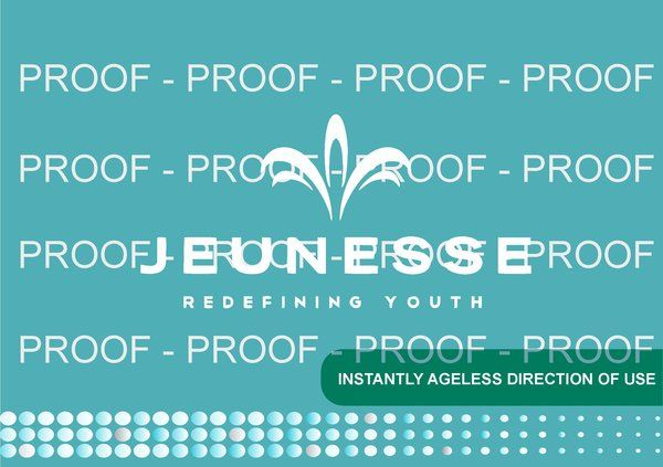 Instantly Ageless Direction of use cards   Kwik Print Manchester