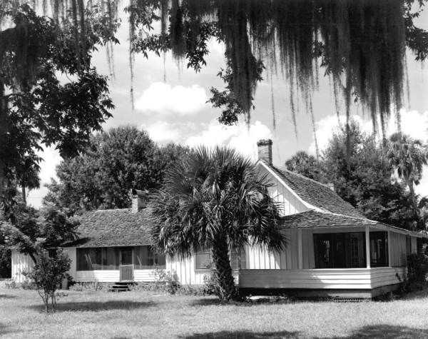 Marjorie Kinnan Rawlings home in Cross Creek, Florida, has been restored and is now part of a state park and open to the public.