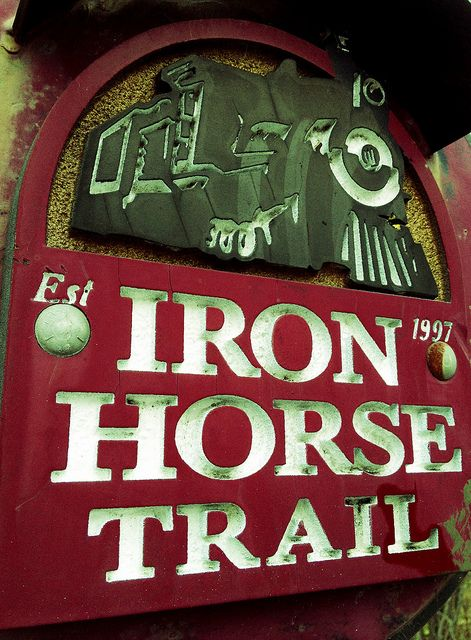 13/365. The Iron Horse Trail. | Flickr - Photo Sharing!