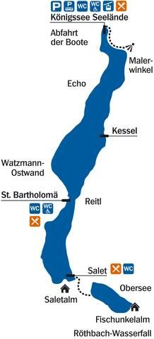 Fahrplan: Fahrplan und Fahrbetrieb - Bayerische Seenschifffahrt