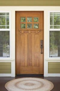 Best 25+ Craftsman style front doors ideas on Pinterest ...