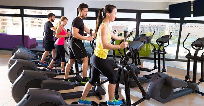 Ellittica: l'allenamento migliore