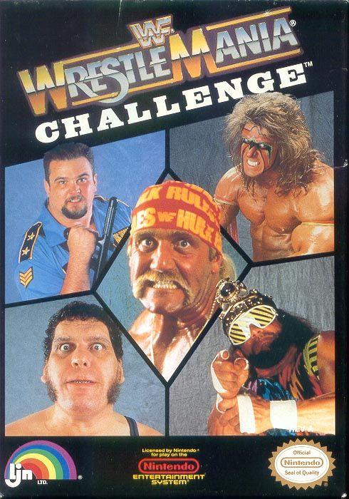 Hulk hogan wrestling game-8563