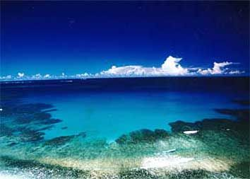 Backpacking Accommodation. Octopus Resort. Yasawa Islands. Fiji.
