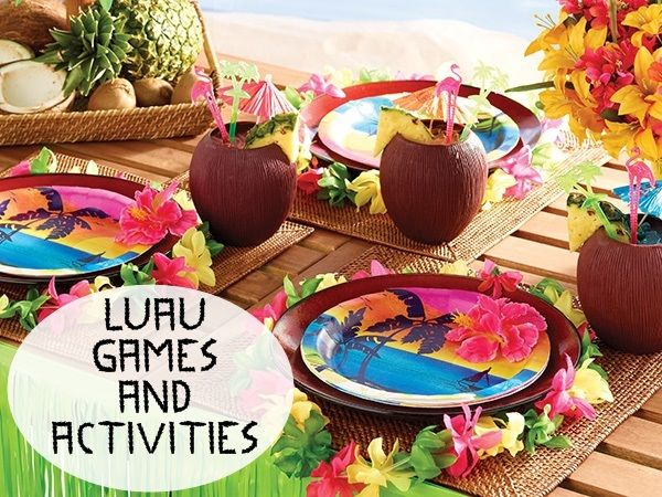 Luau games and activities. Summer Party DecorationsHawaiian ... & 147 best Luau party images on Pinterest | Birthdays Luau party and ...