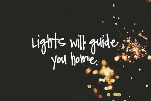 ...and ignite your bones...