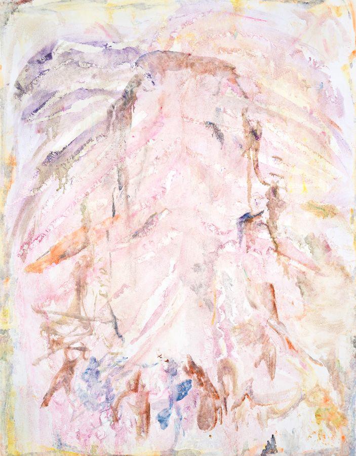 Kim Neudorf, Untitled, Oil on canvas