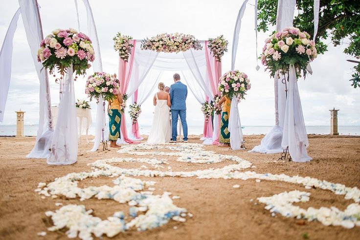 Wedding venue at Novotel Benoa Bali