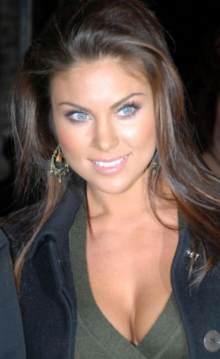 WOW loves her makeup and hair! - Nadia Bjorlin | Make up ...  WOW loves her m...