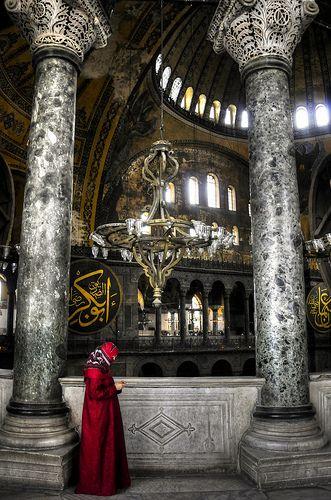 Istanbul - Santa Sophia