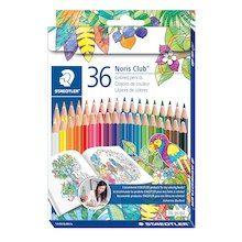 Staedtler® Noris Club® Johanna Basford Colored Pencils
