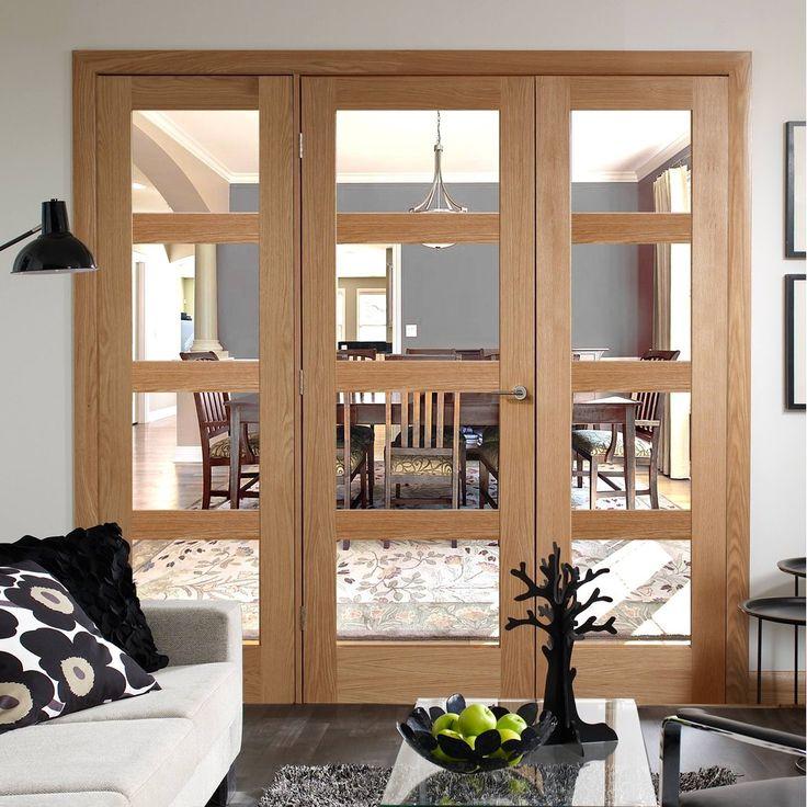 355 best Internal Room Dividers images on Pinterest Door sets Oak