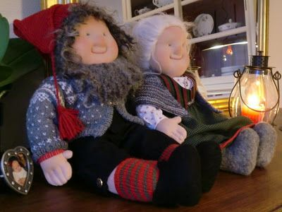 Nisse I am working on dolls like this right now