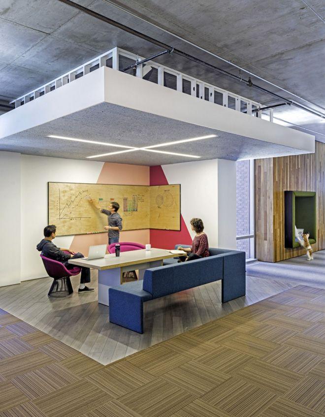 M s de 25 excelentes ideas populares sobre oficinas for Muebles de oficina san francisco