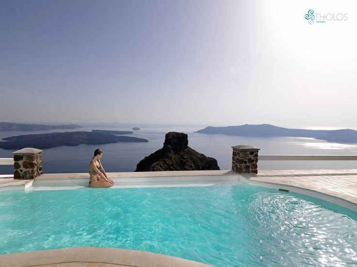 In perfect harmony with the breathtaking scenery…!!! More at tholosresort.gr