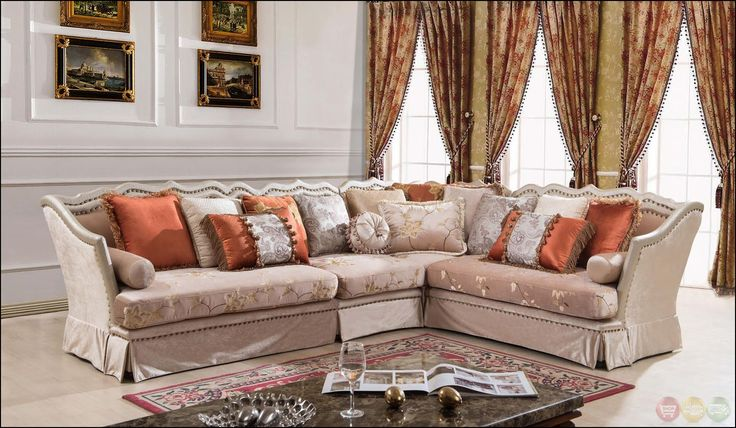 Victorian Sectional sofa