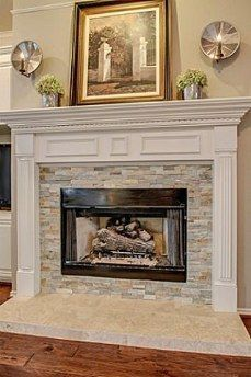 Fireplace Facade 9 best fireplace images on pinterest | fireplace ideas, fireplace