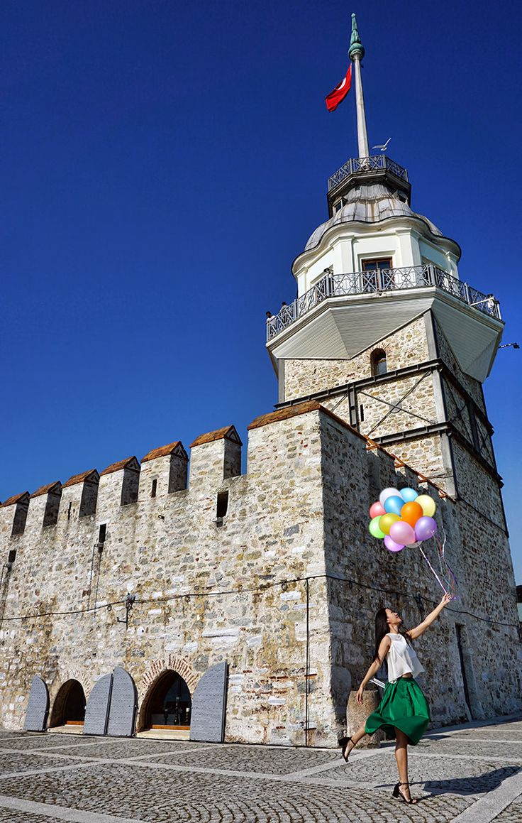 Dance in The Maiden's Tower - ...