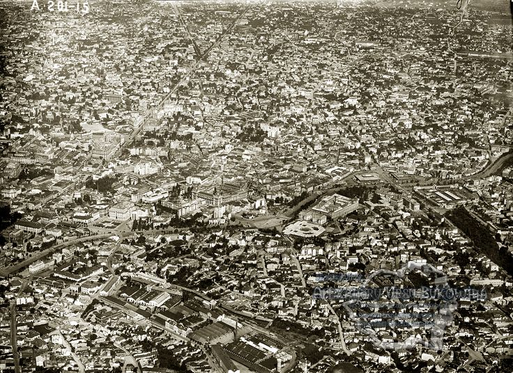 Bucharest in 1927.