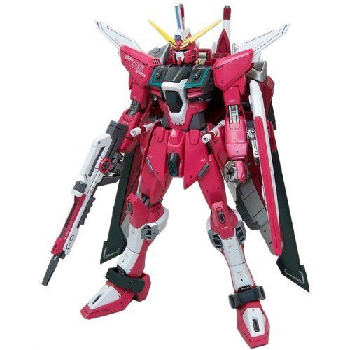 MG 1/100 ZGMF-X19A Infinite Justice Gundam (Mobile Suit Gundam SEED DESTINY)