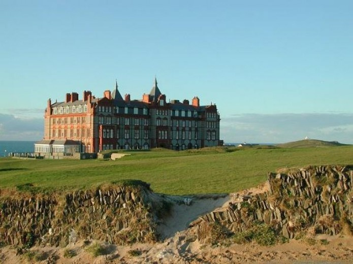 Headland Hotel, Newquay   My childhood summer in Cornwall was definitely one of the very best!
