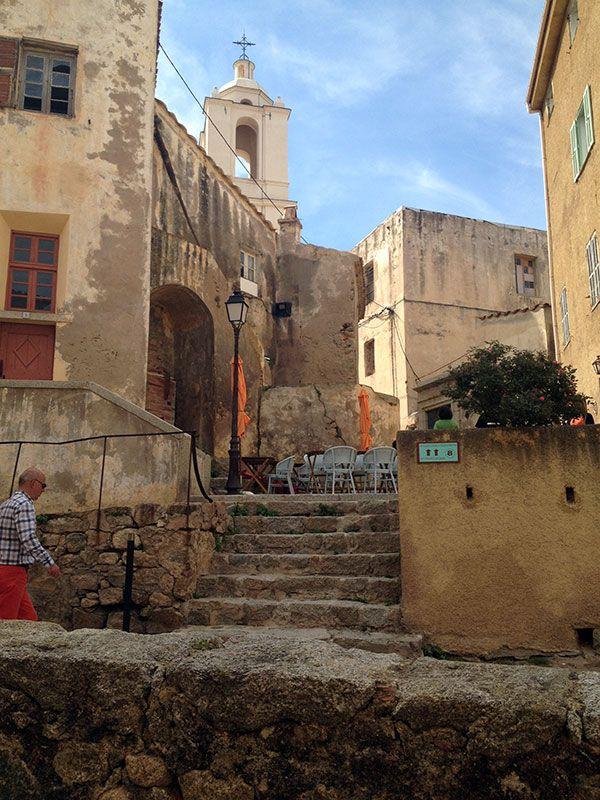 Calvi en Haute-Corse France