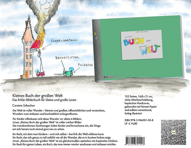 Kleines Buch der großen Welt– dasauge®
